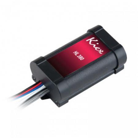 Преобразователь уровня сигнала (конвертер) Kicx HL 380 – цена, описание и отзывы — фото
